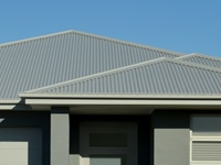 Colorbond Roof - Dune