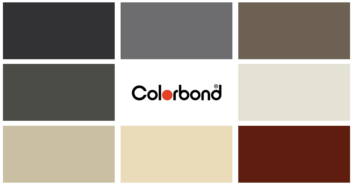 8 Of The Best Colorbond Colours For Guttering Alcoil