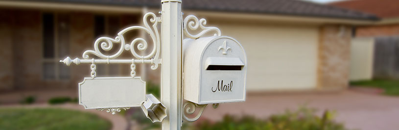 new mailbox alcoil